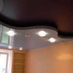 Натяжной потолок — правильный выбор