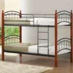 Комфорт и экономия места — двухъярусная кровать