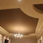 Тканевые натяжные потолки: особенности