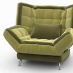 Кресло-кровать как удобный и практичный предмет интерьера