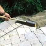 Клей и затирка для швов брусчатки для создания безупречного покрытия