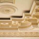 Лепнина — особенная часть декора помещения