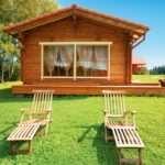 Коттеджный поселок для летнего отдыха
