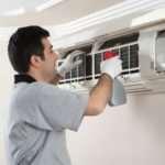 Как провести профилактику настенно-потолочного кондиционера?