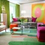 Грамотное сочетание цветов в интерьере квартиры
