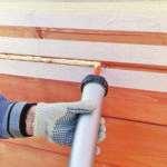 Утепление дома из сруба своими руками
