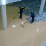 Геоакрил краска для качественной окраски бетона