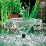 Технические моменты консервации фонтана