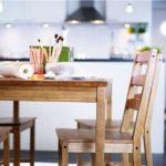 Правильно подобранный обеденный стол, как основа уютной кухни