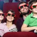 Кинотеатр – лучший выбор для отдыха с семьей или друзьями