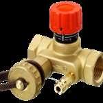 Балансировочные клапаны для стабильной работы системы отопления