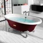 Чугунные, стальные, акриловые – какие ванны лучше?