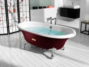 ванна villeroy boch oberon 170х75