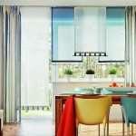 Что нужно знать во время выбора штор для кухни?