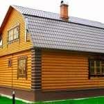 Как защитить деревянный дом от влаги?