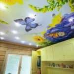 Натяжные потолки – новые технологии, качественные материалы и фантазия дизайнеров