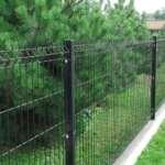Металлический забор секционный – оптимальный выбор по цене/качеству
