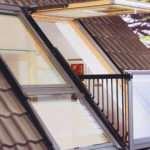 Профнастил и мансардные окна для вашего дома