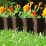 Как купить пластиковые садовые бордюры – советы бывалого
