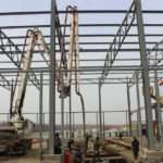 Сборка металлоконструкций как обязательная стадия возведения объектов