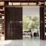 Популярные варианты раздвижных межкомнатных дверей