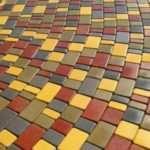 Вибропрессованная тротуарная плитка как наиболее оптимальное решение