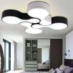 Все о современных потолочных светильниках