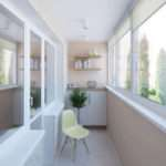 Отделка балконов и лоджий: как это делают профессионалы