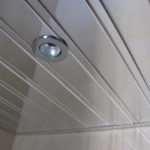 Подвесные потолки реечного типа: виды и ассортимент изделий из ПВХ