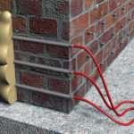 Инъектирование стен и фундамента для гидроизоляции