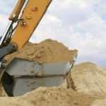 Виды и применение строительного песка