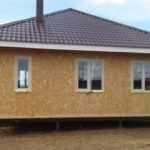 Почему одноэтажные дома из сип-панелей пользуются большой популярностью