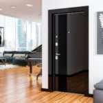 Положительные характеристики металлических входных дверей