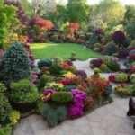 Особенности применения кустарников в ландшафтном дизайне
