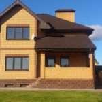 Кирпич – лучший материал для строительства частных домов