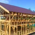 Главные этапы строительства каркасного дома