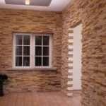 Достоинства отделки поверхностей декоративным камнем