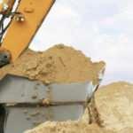 Песок — незаменимая составляющая любого строительства