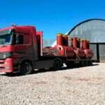 Что важно знать при перевозке негабаритных грузов тралом