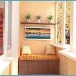 Внутренняя отделка балконов: материалы, нюансы и особенности
