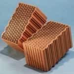 Керамические блоки Поротерм (Porotherm)