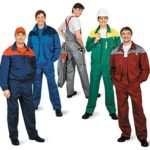 Рабочая одежда нужна в любом производстве и промышленности