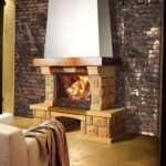 Дровяные камины – тепло, уют и уникальный интерьер помещения