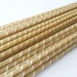 Композитная арматура: преимущества и особенности материала