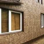 Особенности использования фасадных панелей для наружной отделки дома
