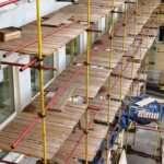 Аренда и продажа строительных лесов и подъемников