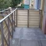 Вынос балкона – отличный способ увеличить свободную площадь