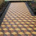 Тротуарная плитка: преимущества использования данного материала