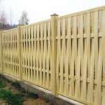 Где можно заказать качественный и недорогой забор?
