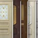 Дверь серии Фрейм – превосходное дополнение классического интерьера